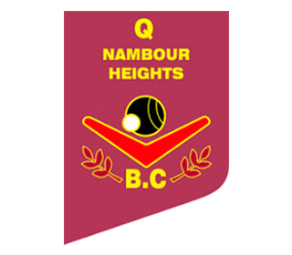 Nambour Heights Bowls Club Logo